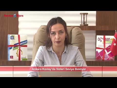 Ankara Dershane - Seviye Eğitim Kurumları Ankara