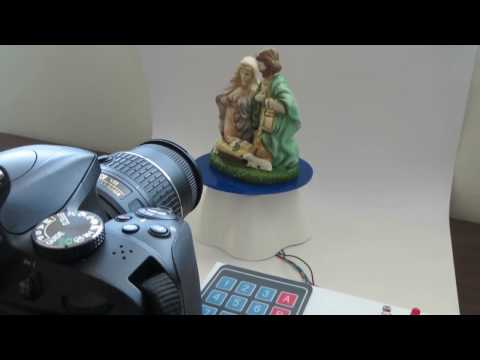 DIY 3D scanner (photogrammetry)