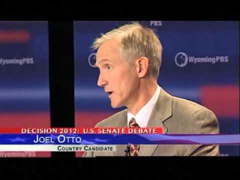 Decision 2012 - Wyoming U.S. Senate Candidates Debate