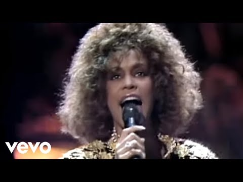 Whitney Houston - I Wanna Dance with Somebody (Live)
