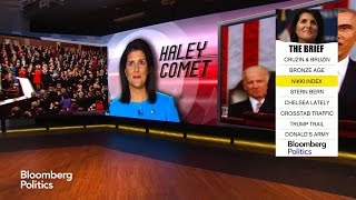 Haley's Comet: GOP Reacts to State of the Union Rebuttal