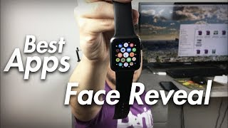 Best Apps for Apple Watch - Lifestyle - Face Reveal - 10k Thank You