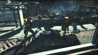 Homefront Walkthrough Mission 1- Why We Fight