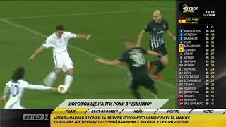 Морозюк продлил контракт с Динамо
