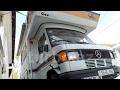 Ev-ma??n 19 500 manata Bak?da Mercedes-Benz 410 D camper