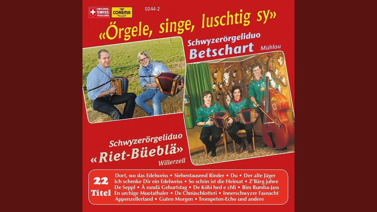 Alpen Potpourri Hey Man Polka Guten Morgen Schneewissi Chräie Feat Edith Betschart