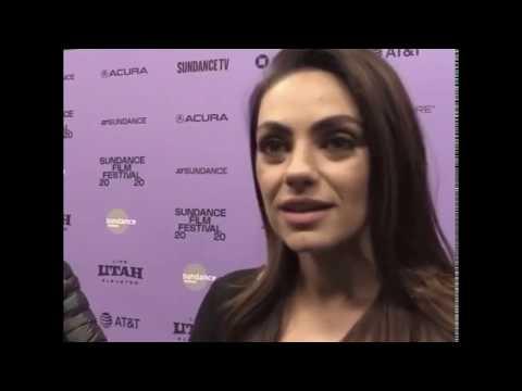 Mila Kunis interview 2020
