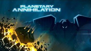 Planetary Annihilation Gameplay (PC HD)