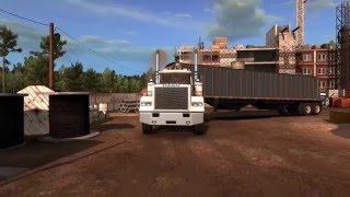 American Truck Simulator... SUPER MACK DADDY!!