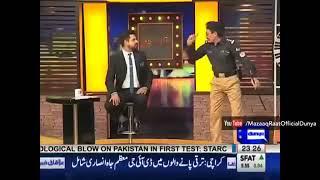 Best of Nirgoli with Reham Khan In Mazaq Rat