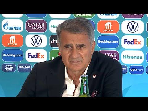 Turkey 0-3 Italy - Şenol Güneş - Post-Match Press Conference - Euro 2020 (English)