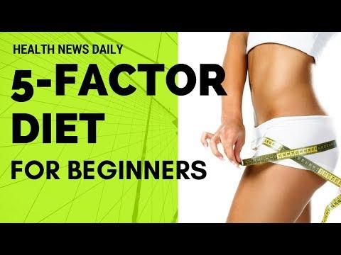 Watch Now | 5 FACTOR DIET for Beginners Five Factor Diet