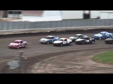 Shiverfest 2017 Sport Compact Heats Lee County Speedway 10/28/17