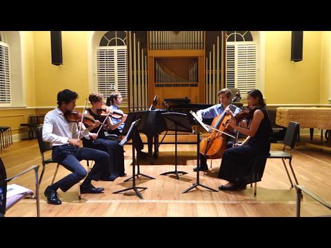 Shostakovich Piano Quintet in g minor mvt I & II