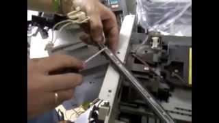 Ремонт HP 1320 - як поміняти термоплівку