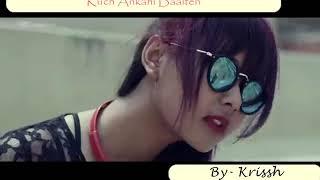 mera-dil-bhi-kitna-pagal-hai-korean-mix-cute-love-story