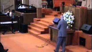 "Ephesus SDA Church Birmingham, Alabama - Pastor DaMarrus Miller - ""The Moment"""