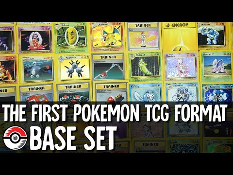 Base Set: An Introduction To The First Pokemon TCG Format