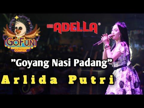 Goyang Nasi Padang - Arlida Putri - OM ADELLA Live GOFUN Bojonegoro Full Nophie