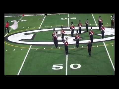 Penn Wood High School Marching Band 9.23.17 Ridley High School