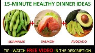 healthy dinner ideas for weight loss yahoo