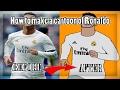 How to make a cartoon of Ronaldo | soccer player | Digital Art
