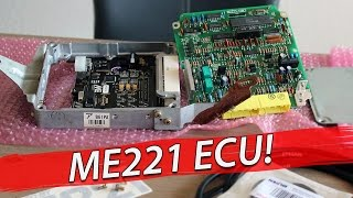 me221 ecu unboxing install why not megasquirt    boosted miata build