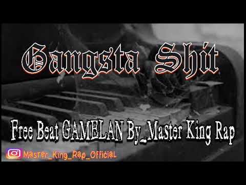 Free Beat Gamelan Gangsta | By Master King Rap | Hiphop Papua