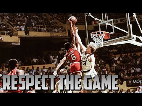 "Julius Erving Mix ""Respect The Game"" ft. Meek Mill"