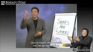 Robert Kiosaki: Štediše su gubitnici - Bogati Otac