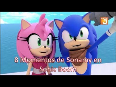 Download 8 Momentos de Sonamy en Sonic Boom (Fandub, Español Latino)