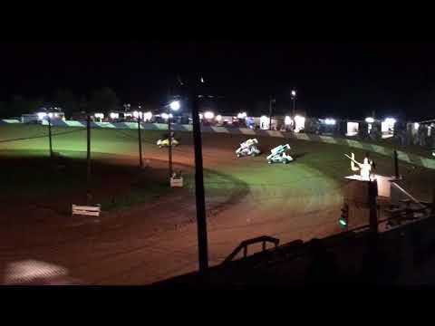 Path Valley Speedway 305 Sprints Heat Race 5-26-18