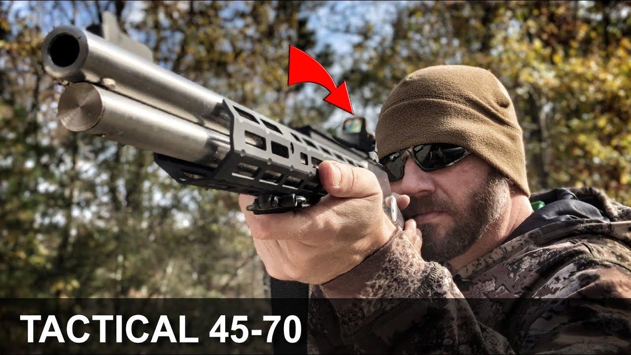 "Marlin 1895 SBL ""Tactical Hunter"""