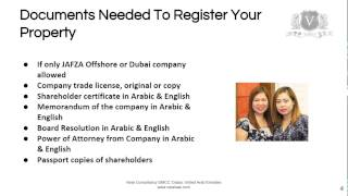 Buying Property In Dubai | Can Be Done Confidentially