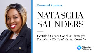Millennium Fellowship Global Webinar with Natascha Saunders - How to create your personal brand