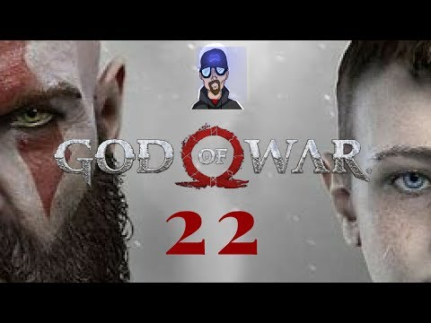 God of War #22 / Fighting And Canoeing! Boy! You Could At Least Pick Up An Oar! / Let's Play