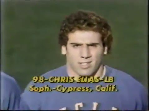 UCLA Bruins vs Cal Bears 1978