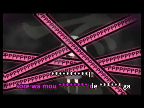 【Karaoke】Kusare Gedou to Chocolate【off vocal】 Pinoccio-P