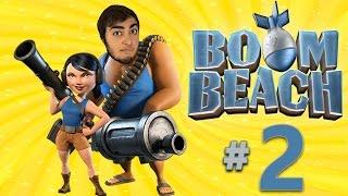 Boom Beach - 2. Bölüm: Tim Operasyonları