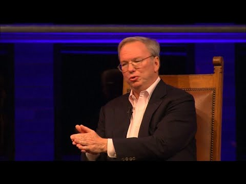 Eric Schmidt resigns as exec chair at Google parent Alphabet