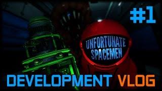 Unfortunate Spacemen - DevVlog 1 -
