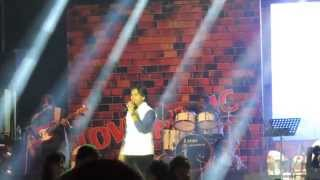 Ekdin Teri Rahon Mein from Naqaab- Javed Ali Live at Phoenix Mall Bangalore 27th December, 2014