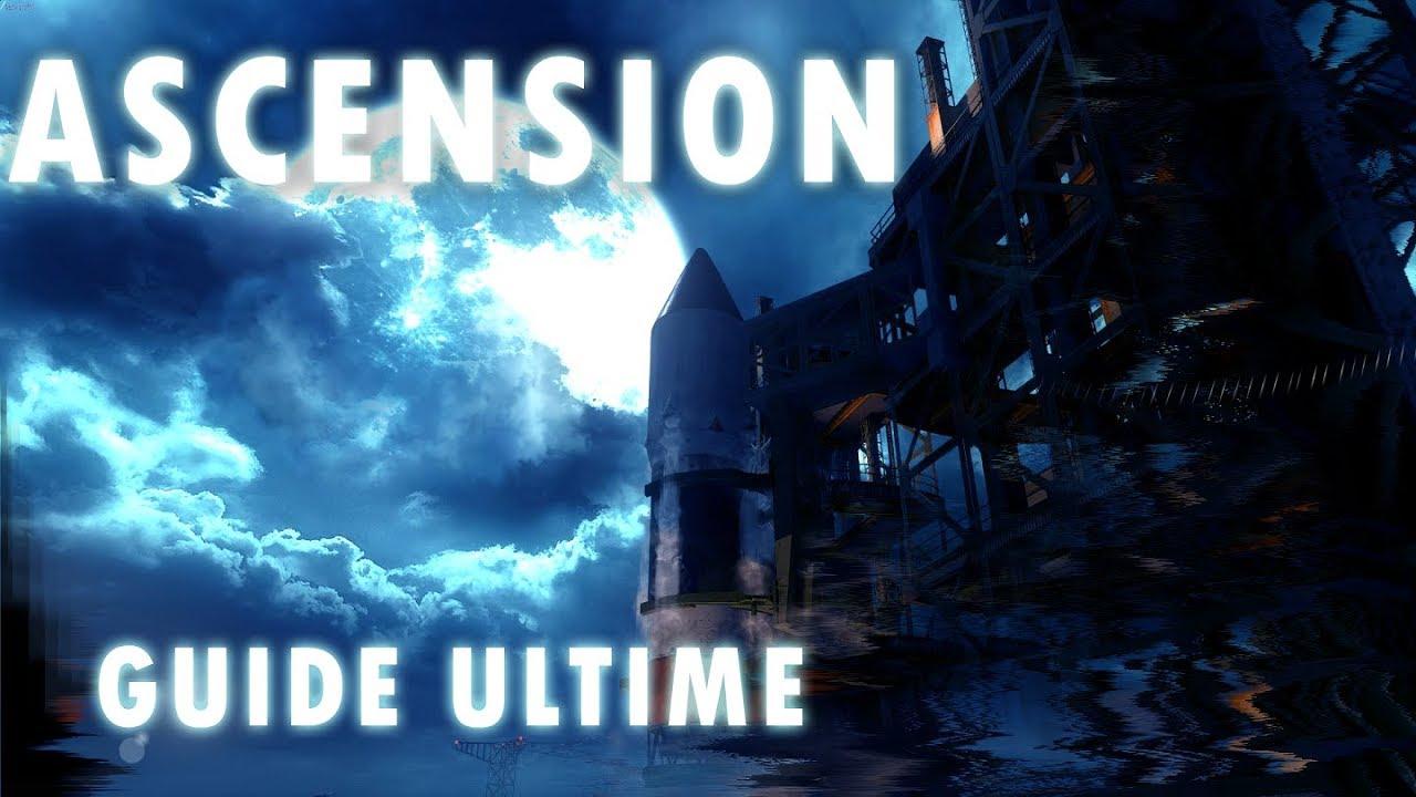Carte Ascension Black Ops.Guide Ultime Ascension