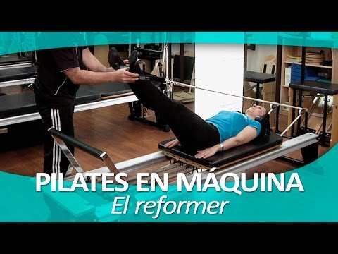 PILATES EN MÁQUINA