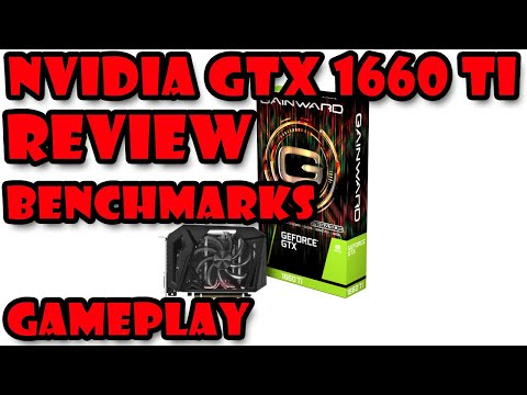 NVIDIA GTX 1660 TI Review, Benchmarks And Gameplay Tests In 7 Games
