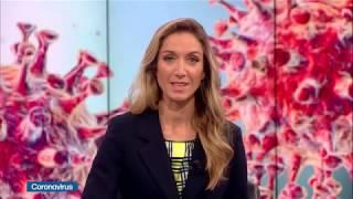 VRT | Het journaal - 8 maart 2020 13:00