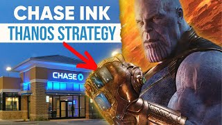 Chase Ink Thanos Strategy For Approval | Chase Ink Comparison