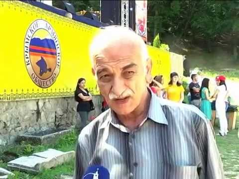 Крымские Армяне-Монастырь Сурб Хач