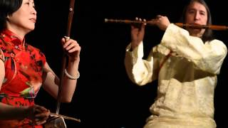 Ancient China - Erhu  Dizi  Pipa