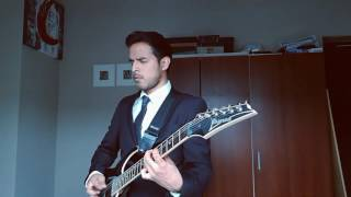 White Collar Opening - Guitar Cover (from season 3)